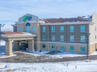 LENDER REO: HOLIDAY INN EXPRESS & SUITES WOODWARD