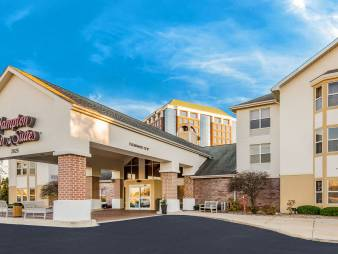 Hampton Inn & Suites Chicago - Hoffman Estates