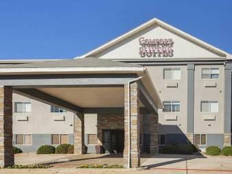 Comfort Suites Vista Ridge Mall