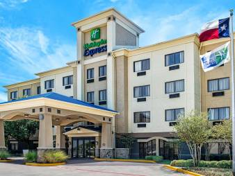 Holiday Inn Express & Suites Hulen Mall