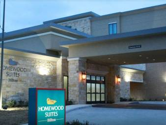 HomeWood Suites Arlington