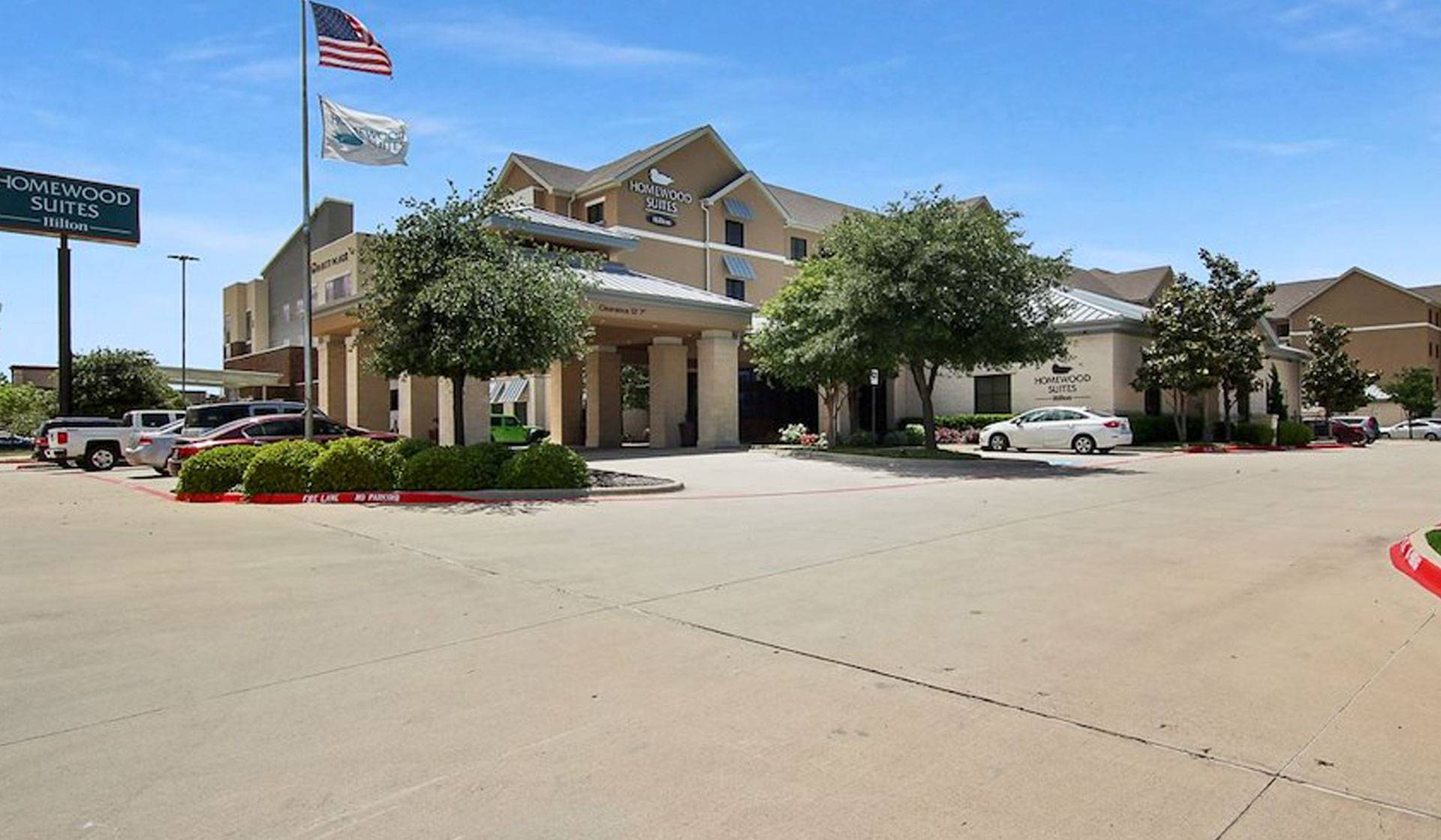 Homewood Suites Dallas
